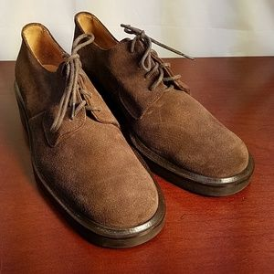Coach Womens Suede Shoes Size 9